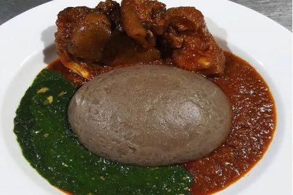 Nigerian Ewedu recipe