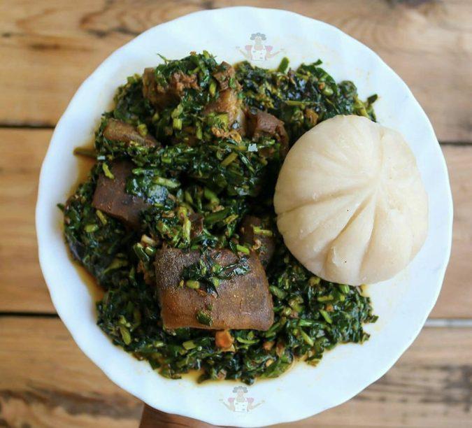Nigerian Edikan Ikong